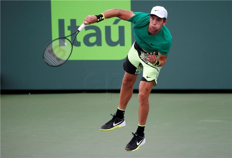 ATP Sankt Peterburg: Ćorić protiv Rubljova za naslov