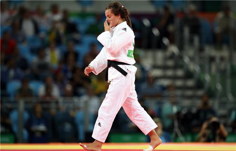 Judo: Poraz Barbare Matić