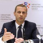 Čeferin se nada da će se Euro 2020. ostati u istom formatu i uz prisustvo gledatelja