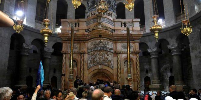 jeruzalem misa