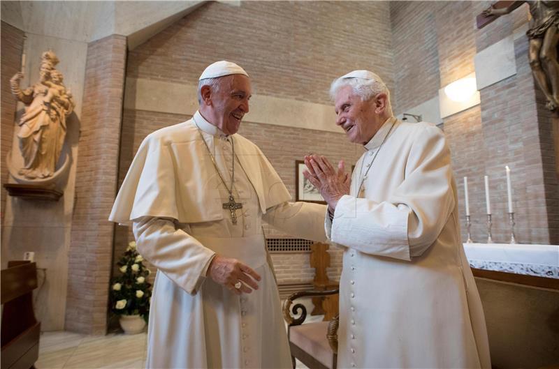 """U Ratzingerovoj knjizi """"Ljubav koja spašava"""" jedno poglavlje posvećeno Stepincu"""