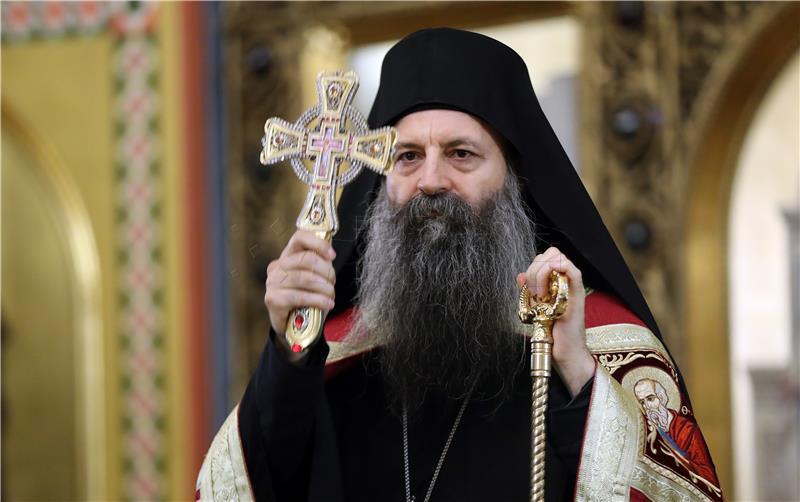 Mitropolit ljubljansko-zagrebački Porfirije novi poglavar Srpske Pravoslavne Crkve