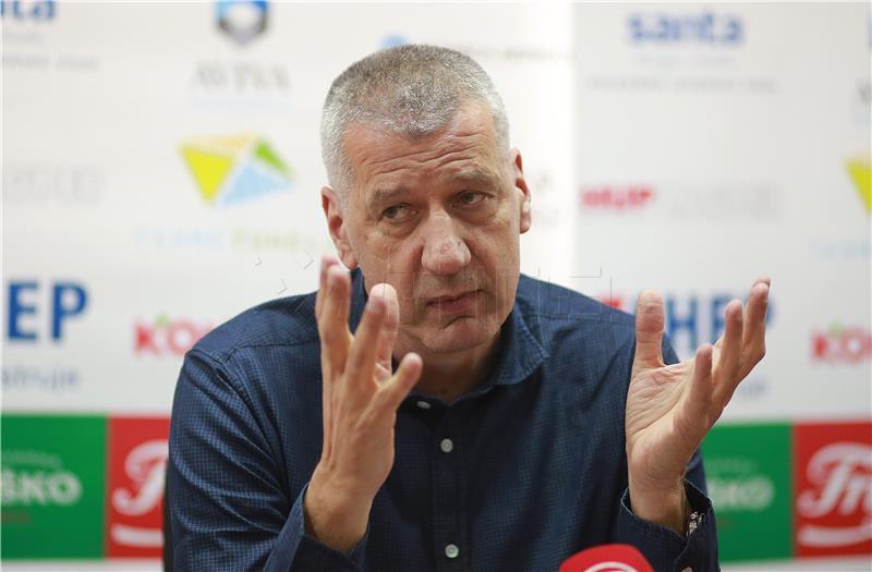 Conti zamijenio Petrovića na klupi Brazila