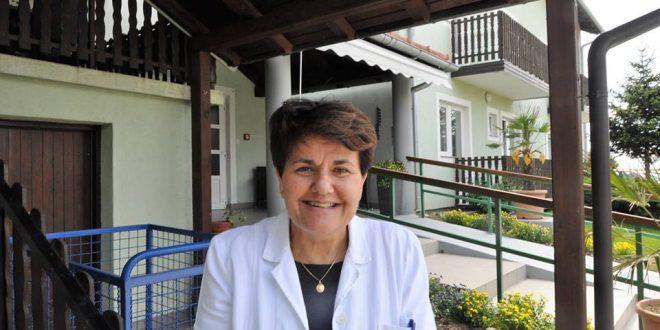 Jadranka Ruklin, osnivačica Doma