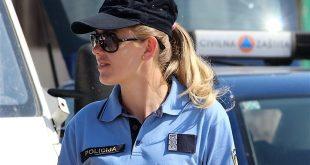 policijska sluzbenica