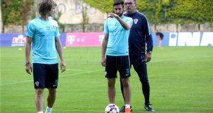 trening hrvatske reprezentacije