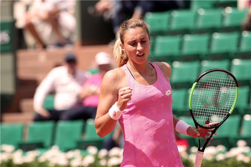 WTA Palermo: Sjajna Petra Martić izborila polufinale