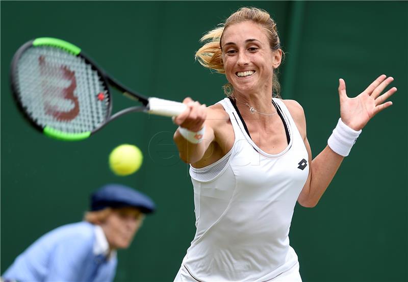 WTA Adelaide: Poraz Petre Martić