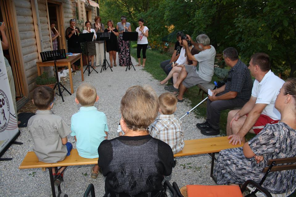 U Vinkovcu kod Vrbovca održana ljetna škola udruge Carla Orffa