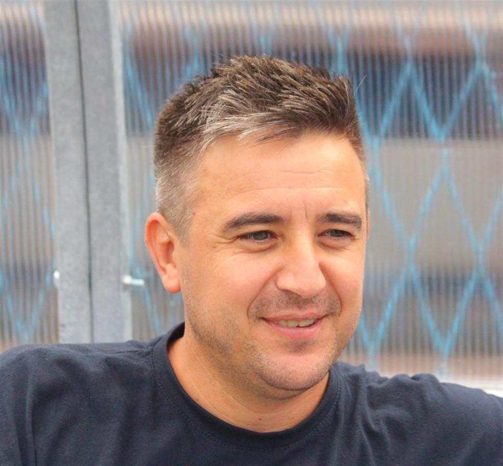 Vitomir Mijić, dopredsjednik NK Križevci