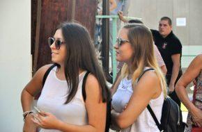 Simpatične djevojke u Vrbovcu