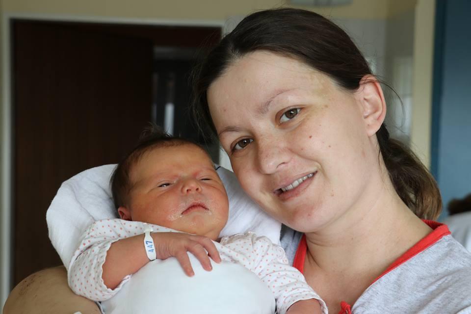 Danijela Mikadi i sin Filip/ foto: Glas Podravine i Prigorja