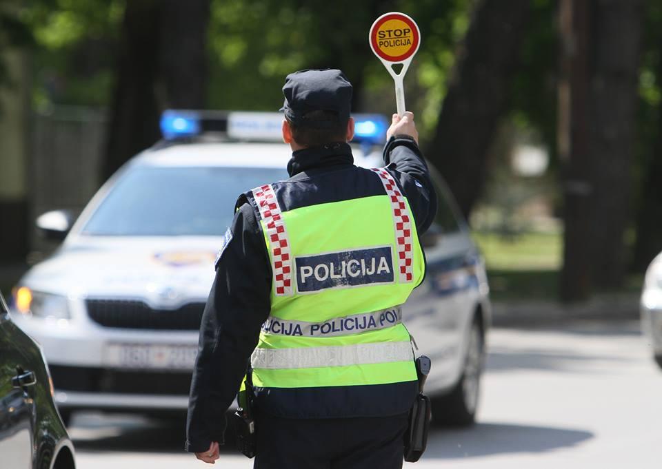 Nadzor brzina u Koprivničko-križevačkoj županiji
