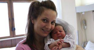 Maja Kalinić i sin Mark//foto: Glas Podravine i Prigorja