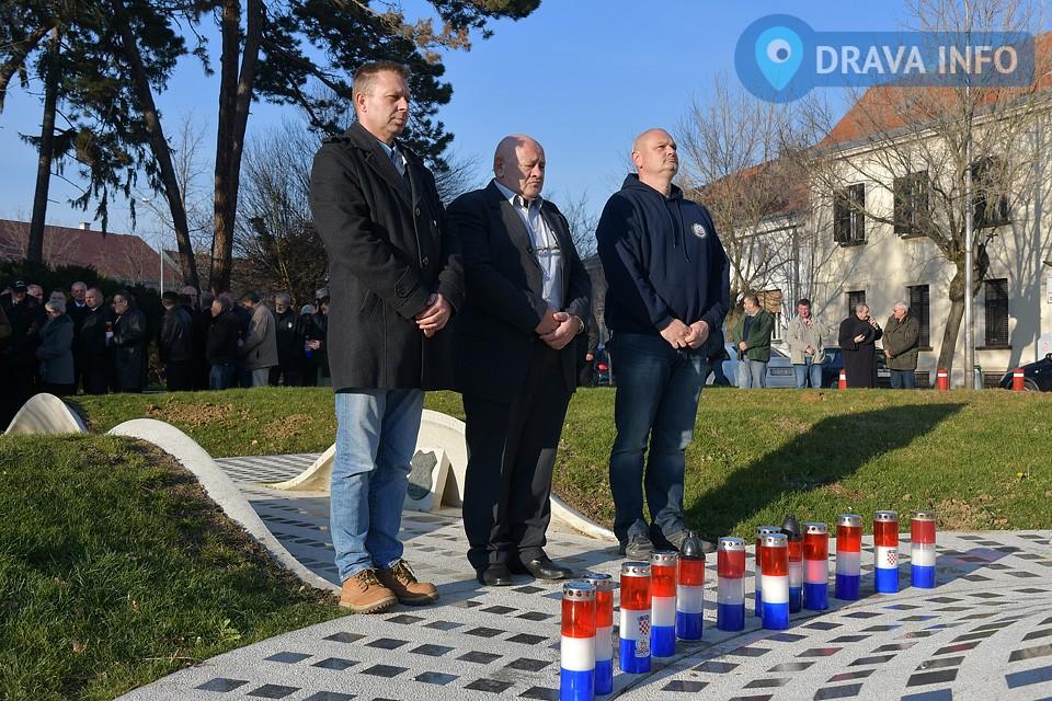 FOTO Udruga dragovoljaca i veterana Domovinskog rata Podravine i Prigorja proslavila dva desetljeća rada
