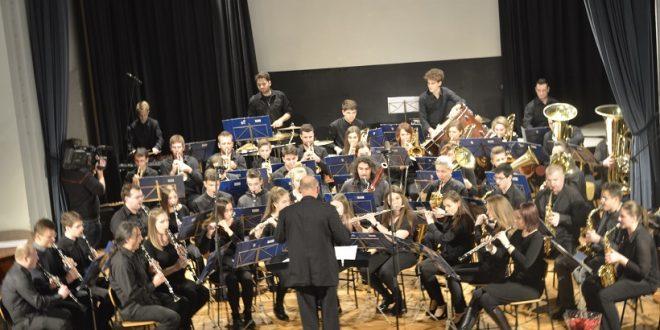 gradski puhacki orkestar krizevci