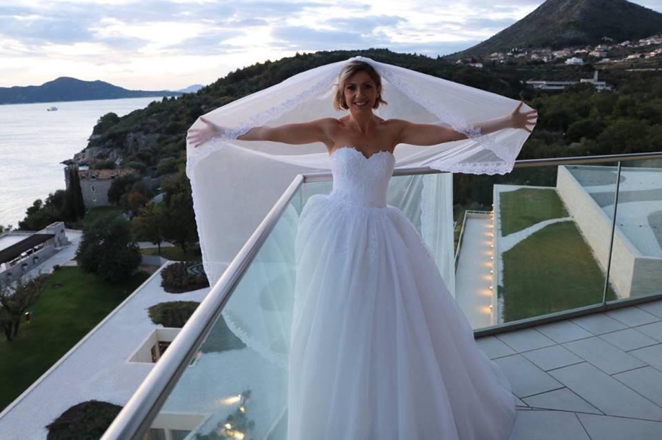"""Prekrasne križevačke vjenčanice """"Ana"""" u dubrovačkom duhu"""