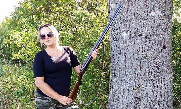 "Križevčanka Vlatka Hudak prva lovkinja u Lovačkom društvu ""Fazan"" Preseka"