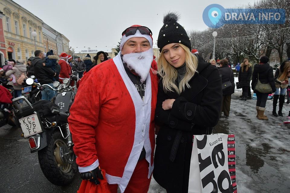 Moto Mrazovi stigli u Koprivnicu