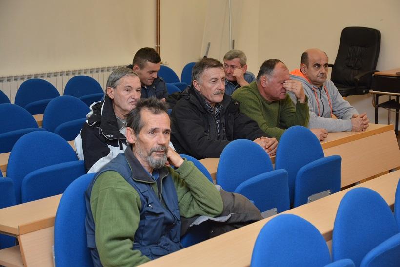 Bjelovar: Za potrebe javnih radova Grad zaposlio 10 dugotrajno nezaposlenih osoba
