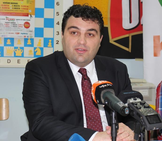 Mario Rajn, gradonačelnik Križevca