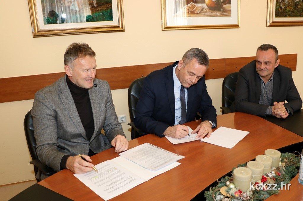 Koprivničko-križevačka županija potpisala ugovor za prijevoz osnovnoškolaca