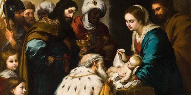 Bartolomé_Esteban_Murillo Sveta Tri kralja