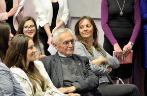 Legendarni profesor Valentin u društvu sjajnih učiteljica Senke i Sandre