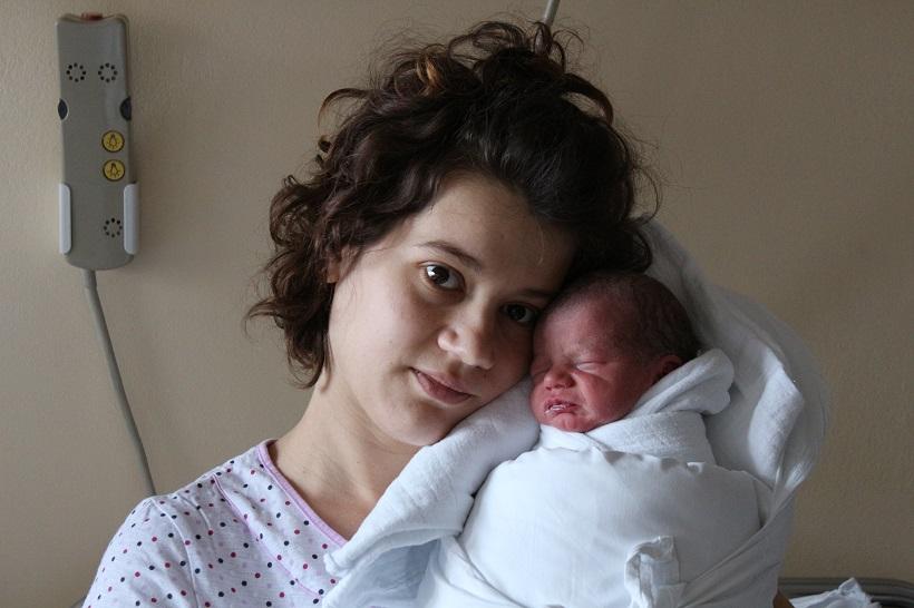 Marina Bratić i sin Marin/ Glas Podravine i Prigorja