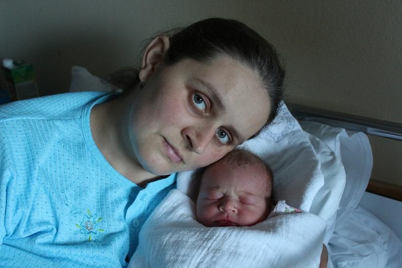 Marina Zeljar i kći Mateja/ Glas Podravine i Prigorja