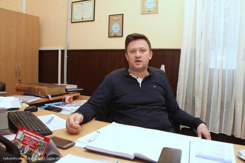 VELIKI INTERVJU Ravnatelj Osnovne škole 'Vladimir Nazor' Križevci Igor Brkić – otvoreno o školskim i privatnim planovima