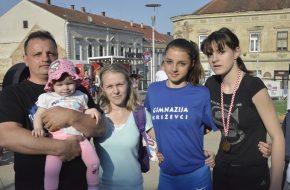 Sjajna sportska obitelj Drljačić