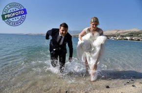 Prekrasni mokri mladenci – Patricia&Srećko