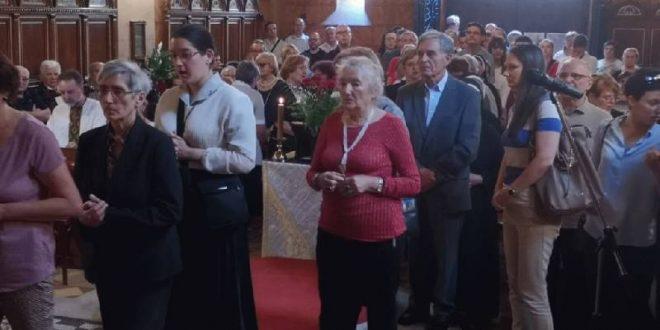 prostenje u grkokatolickoj konkatedrali sv cirila i metoda