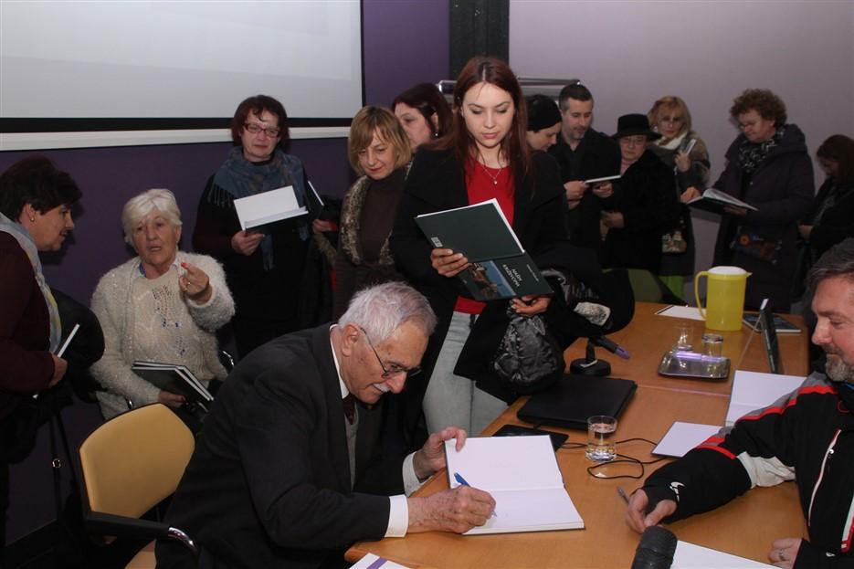 Promocija knjige Valentina Puževskog / foto arhiva prigorski.hr