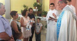 krstenje losic pet dijete obitelji turkalj