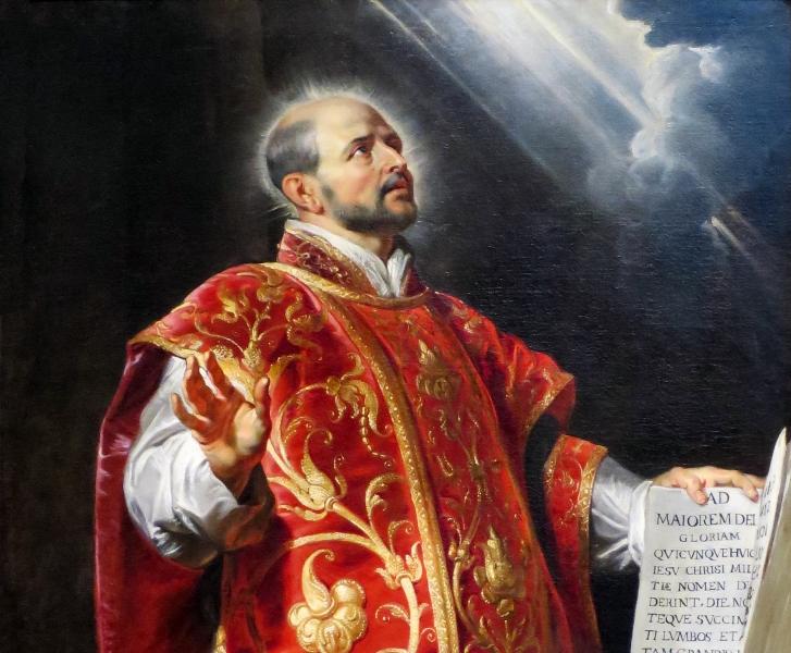 Sv. Ignacije Lojolski – od časnika do osnivača Družbe Isusove