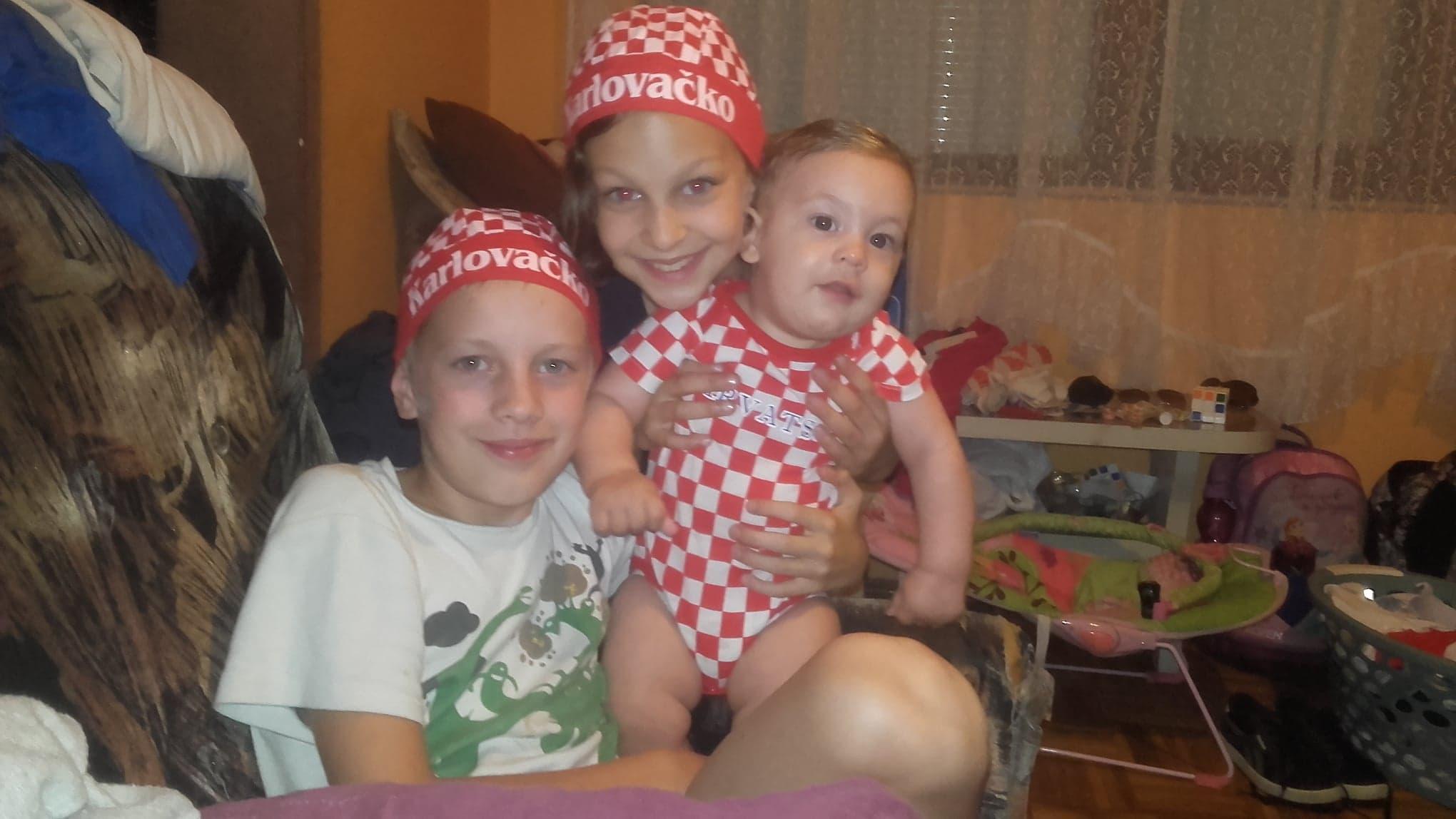 Tin, Gabi i Leo