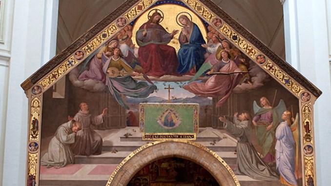 Blažena Djevica Marija Anđeoska – Porcijunkula