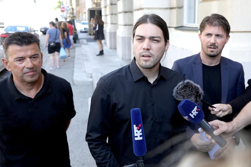 VIDEO Živi zid podnio prijavu protiv Ivana Jakovčića