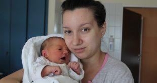 Julija Kapusta i kćer Eva