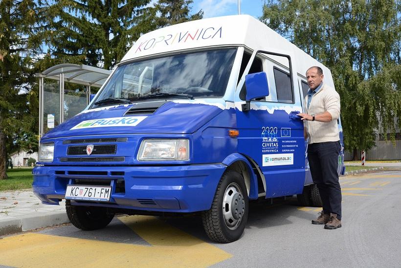 Koprivnički besplatni javni prijevoz u novoj sezoni na uobičajenim linijama