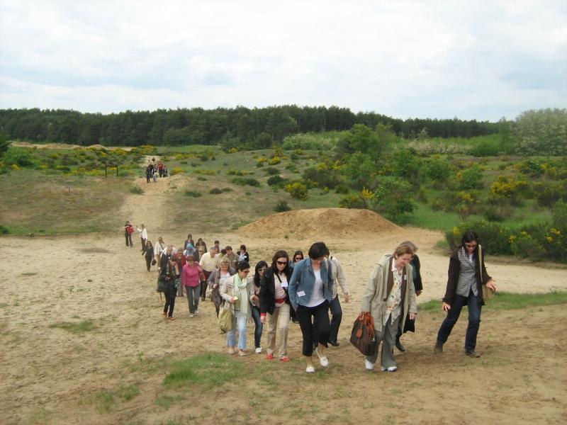 Započelo čišćenje Geografskog-botaničkog rezervata Đurđevački pijesci