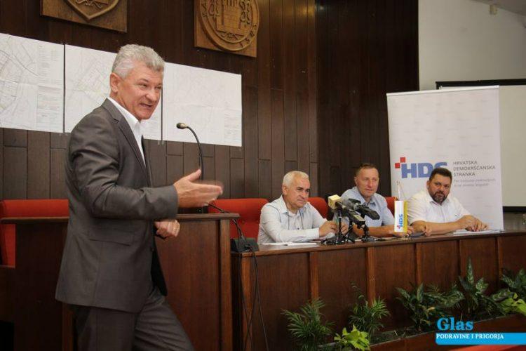 Branko Hrg pozvao sve političke aktere da se uključe kako bi brza cesta stigla do Koprivnice