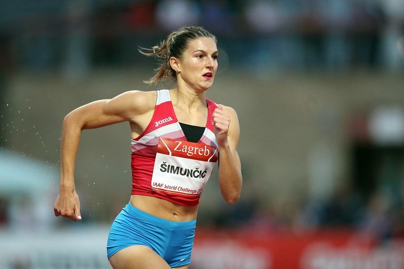 ATLETIKA – PRVENSTVO HRVATSKE: ZLATNA SUPER IDA – Križevačka atletičarka Ida Šimunčić osvojila šest zlatnih medalja!