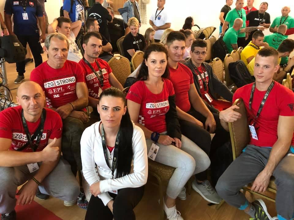 OBARANJE RUKE Dražen Kögl i Marijan Harča osvojili četiri medalje u Mađarskoj