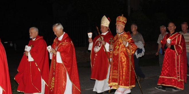 liturgija i zavrsetak devetnice sv marku krizevcaninu33