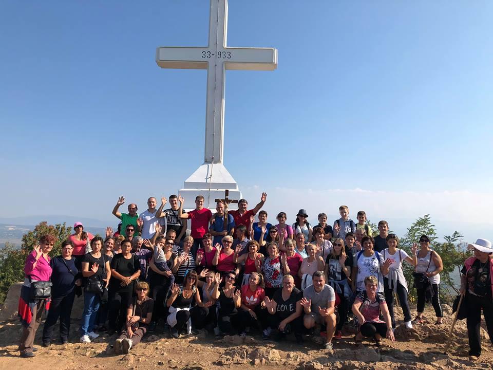 FOTO Vjernici iz potkalničkog kraja na hodočašću u Međugorju