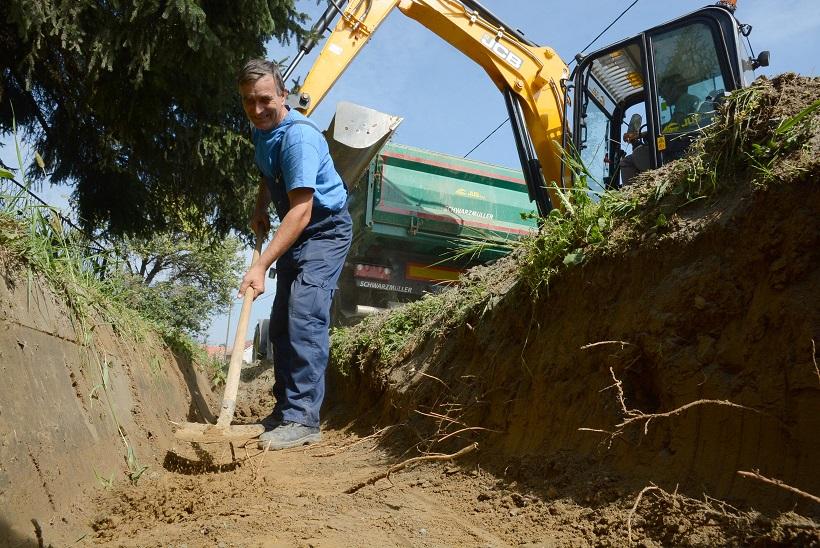 Koprivnica: U tijeku su radovi na rekonstrukciji Bilogorske ulice