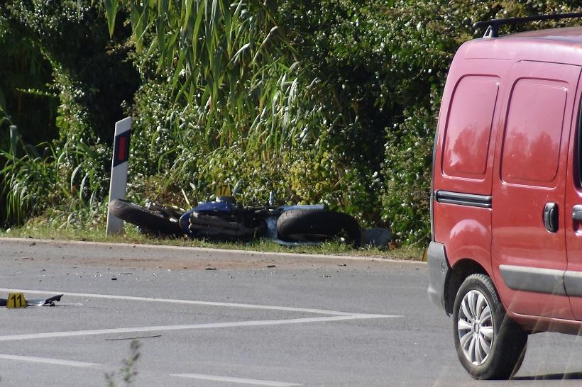 Teško ozlijeđeni motociklisti u dvije prometne nesreće
